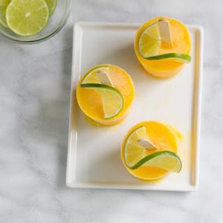 Mango Margarita Popsicle