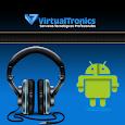 Virtualtronics.com - Streaming icon