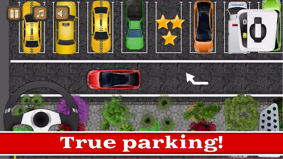 City Car Parking - náhled