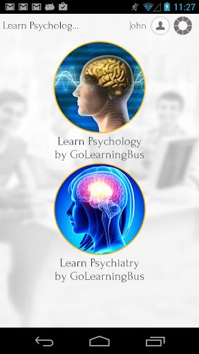 Learn Psychology Psychiatry
