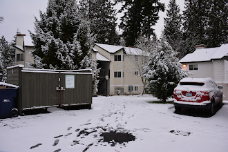 Photo: Access to the apartment (in Redmond, WA).
