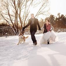 Wedding photographer Anna Alekhina (alehina). Photo of 16.03.2018