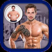 Men Body Styles SixPack tattoo - Photo Editor app