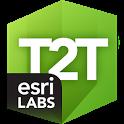 Trek2There icon