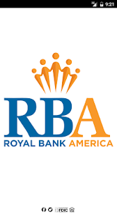ROYAL BANK AMERICA- screenshot thumbnail
