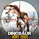 Dinosaur Hunt 2020 - A Safari Hunting Games - Androidアプリ