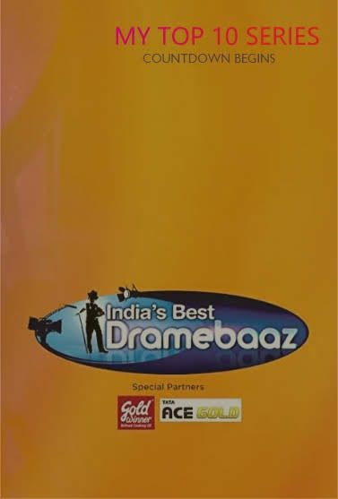 Indias Best Dramebaaz -Top 10 India's Most Lovable Reality Shows