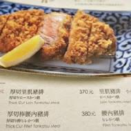 銀座杏子日式豬排(微風信義店)