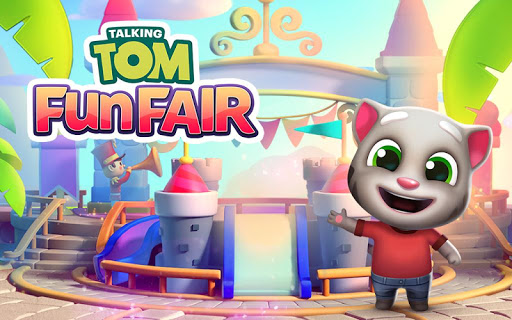 Talking Tom Fun Fair Mod