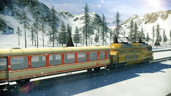 Train Simulator 3D- screenshot thumbnail