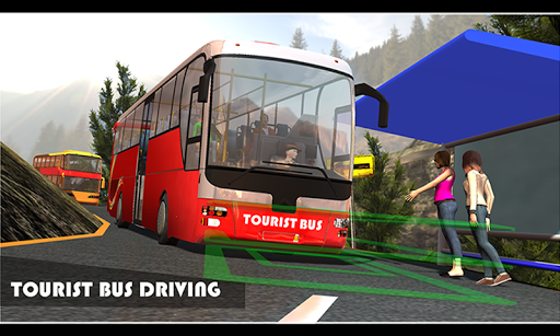 Off Road Tour Coach Bus Driver  screenshots 1