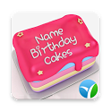 Birthday Cake With Name icon