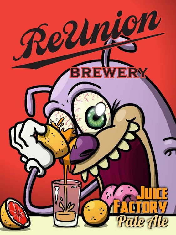 Logo of ReUnion Juice Factory
