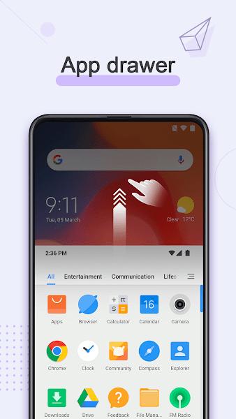 POCO Launcher Screenshot Image