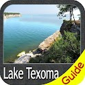 Texoma Lake Fishing Chart