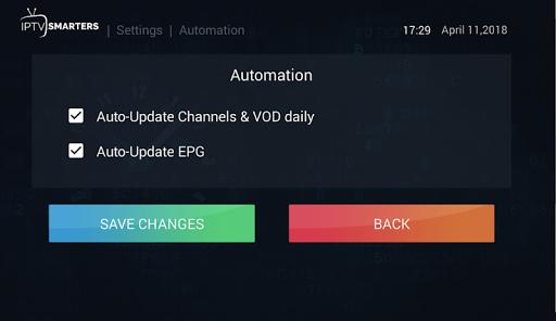 IPTV Smarters Pro 1.6.9 screenshots 7