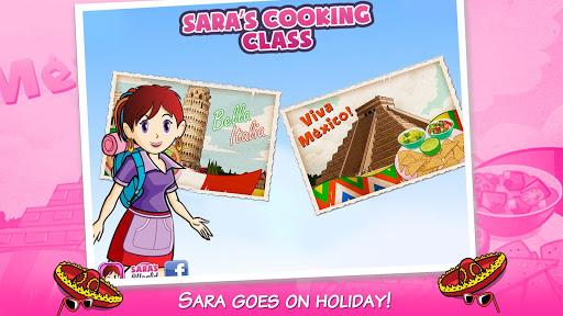 Sara's Cooking Class:ホリデースペシャル