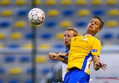 """Un but qui fait du bien à Ferber: """"Pas évident d'être derrière Youssouf"""""""