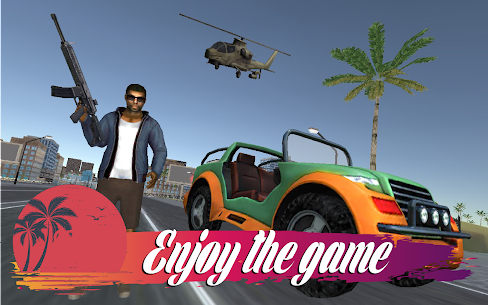 Miami Crime Vice Town 2.2.1 Mod APK Updated Android 1