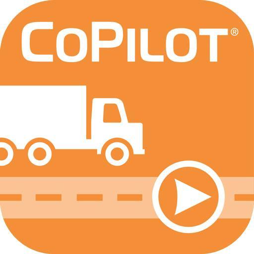 CoPilot Truck USA & CAN - GPS