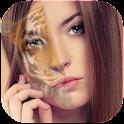 Animal face changer Face swap icon