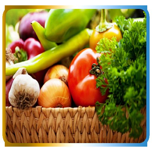 益智のマッチング果物野菜 LOGO-記事Game