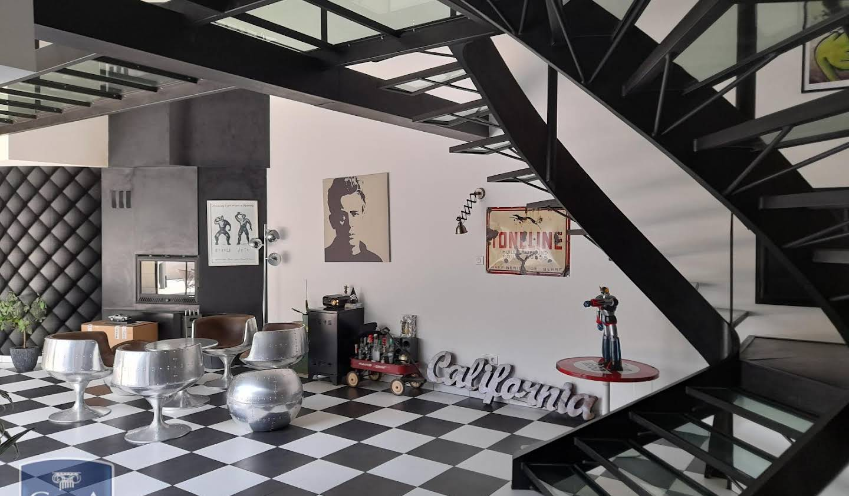 Loft avec terrasse Saumur