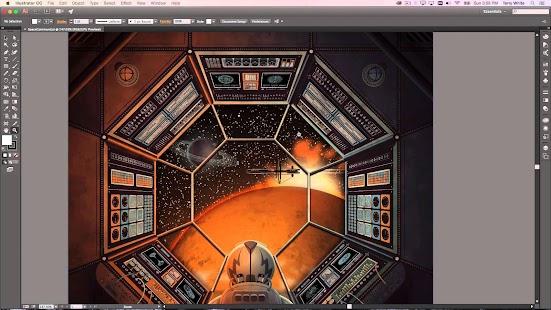 Learn illustrator Indesign PC - náhled