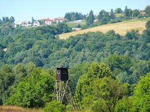 Photo: Posed, v pozadí centrum obce Žítková