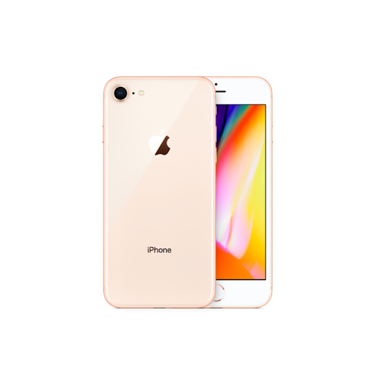 iPhone 8 64Gb Rose Gold Beg (D) Låst 3