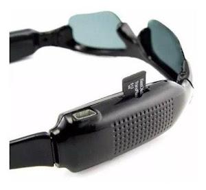 Ochelari de soare cu camera video incorporata