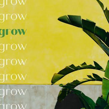 Grow Grow Grow - Instagram Post template