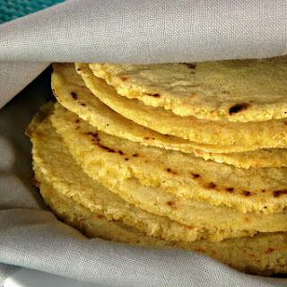 3-Ingredient Authentic Mexican Corn Tortillas