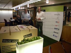 Photo: Total Office Solutions + Accom, één van de bedrijven die zich presenteert tijdens de businessgame op de Secretaresse Groeidag.