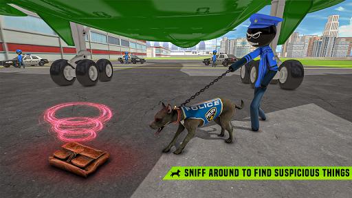 Stickman Police Dog Chase Crime Simulator 1.2 screenshots 2