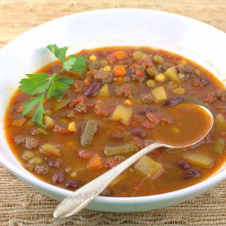 Chuckwagon Soup (Chili Vegetable).