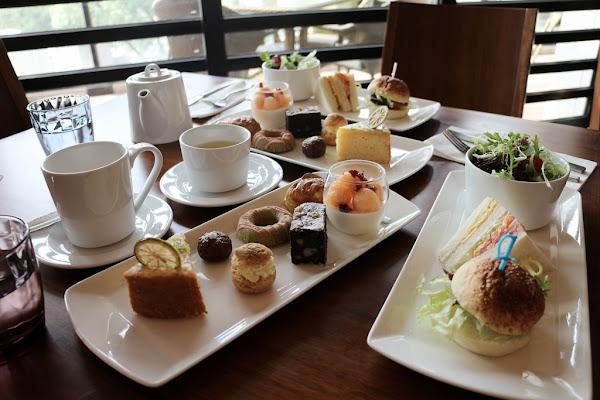 亞太飯店下午茶套餐組合,享受沉靜午後