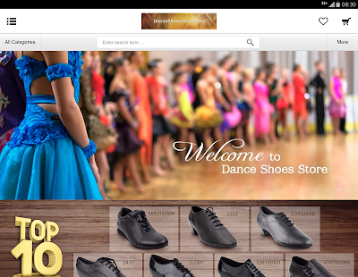 Tải Game Dance Shoes Store