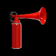 Air horn simulator