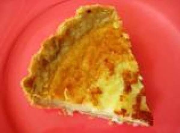 Amish Buttermilk Pie Recipe