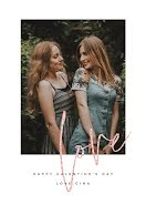 Galentine's Day - Photo Card item