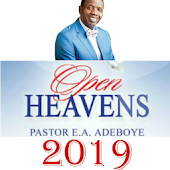 Open Heavens Devotional 2019