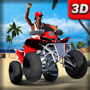 Beach Bike Offroad Race for PC and MAC
