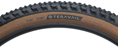 Teravail Coronado Tire, 29 x 2.8, Tan Wall, Light and Supple, Tubeless Ready alternate image 1