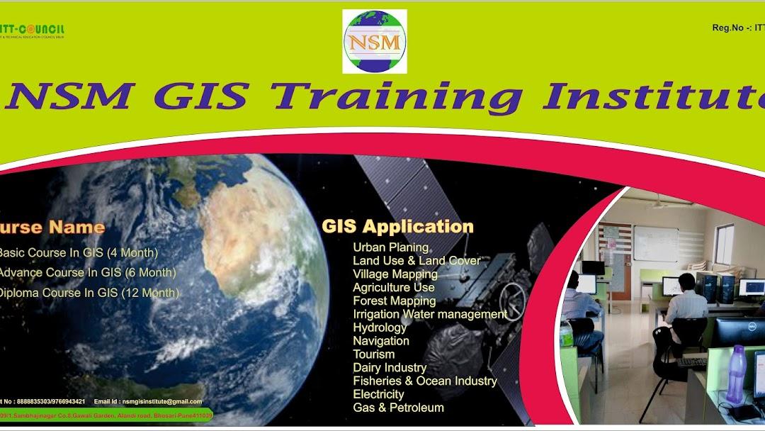 NSM GIS Training Institute - School in Bhosari