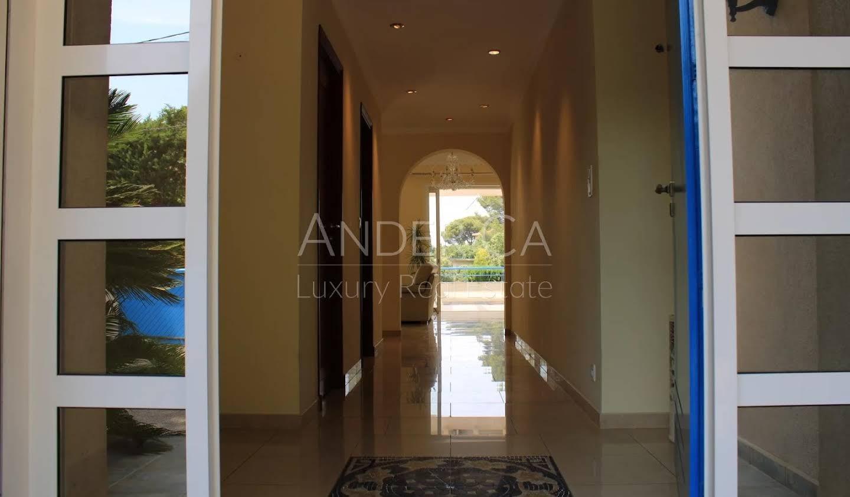 Villa with garden and terrace Agay