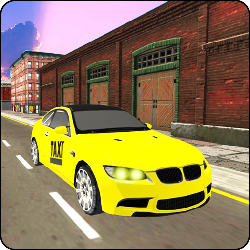 Free Taxi Game 3D