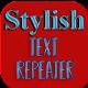 StylishText _KI_Repeater icon