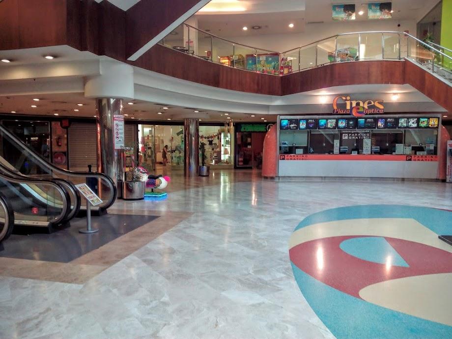 Foto Centro Comercial Plaza Elíptica 1