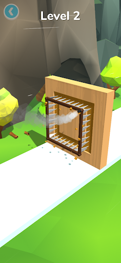 Wood Cutter - Saw screenshot 2
